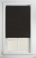 Brown Seamed Blinds